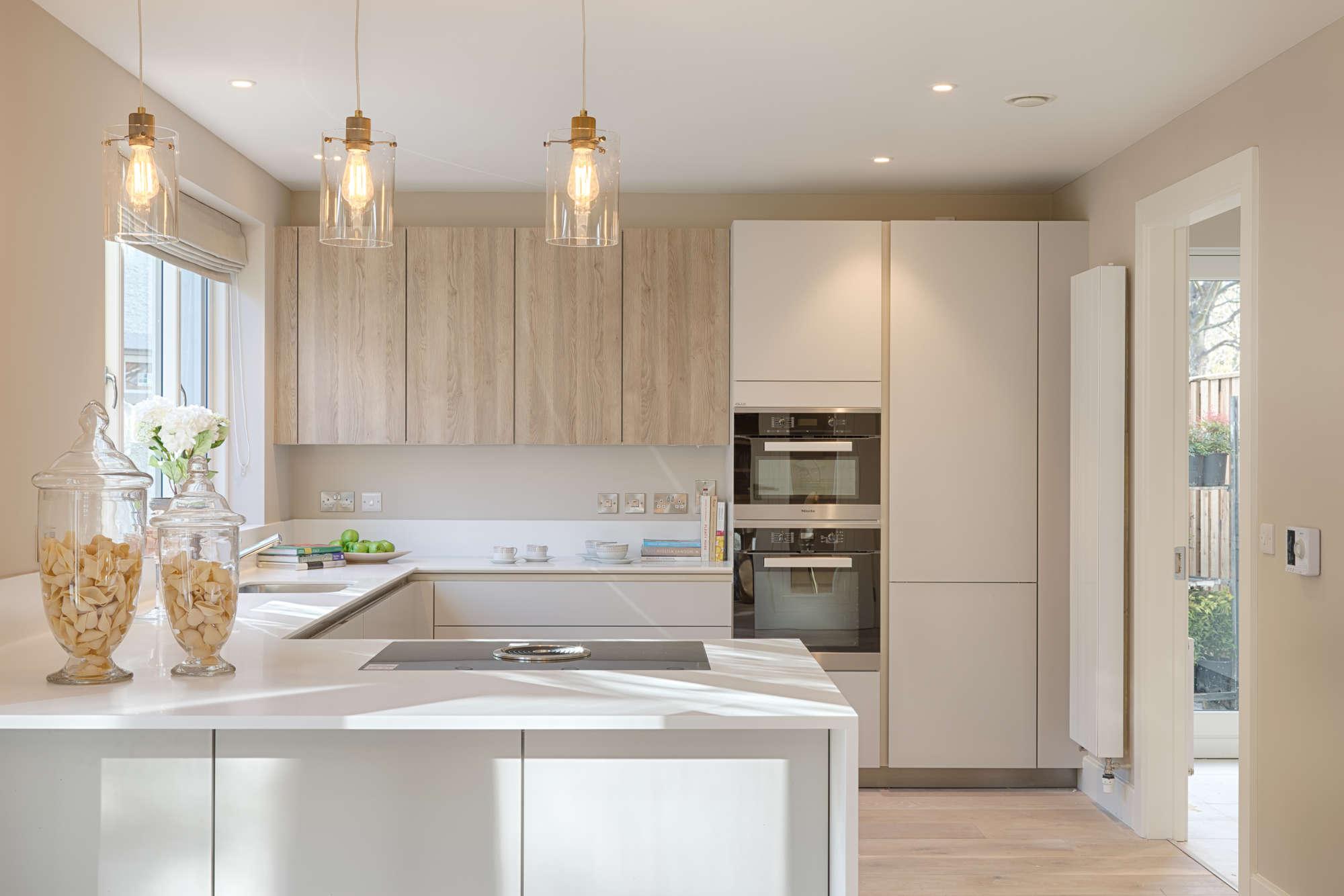 Brighton Wood Kitchen