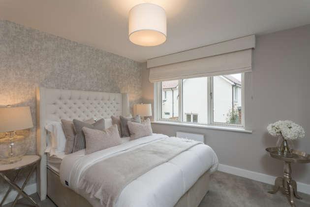 Brighton Wood The Fern Bedroom