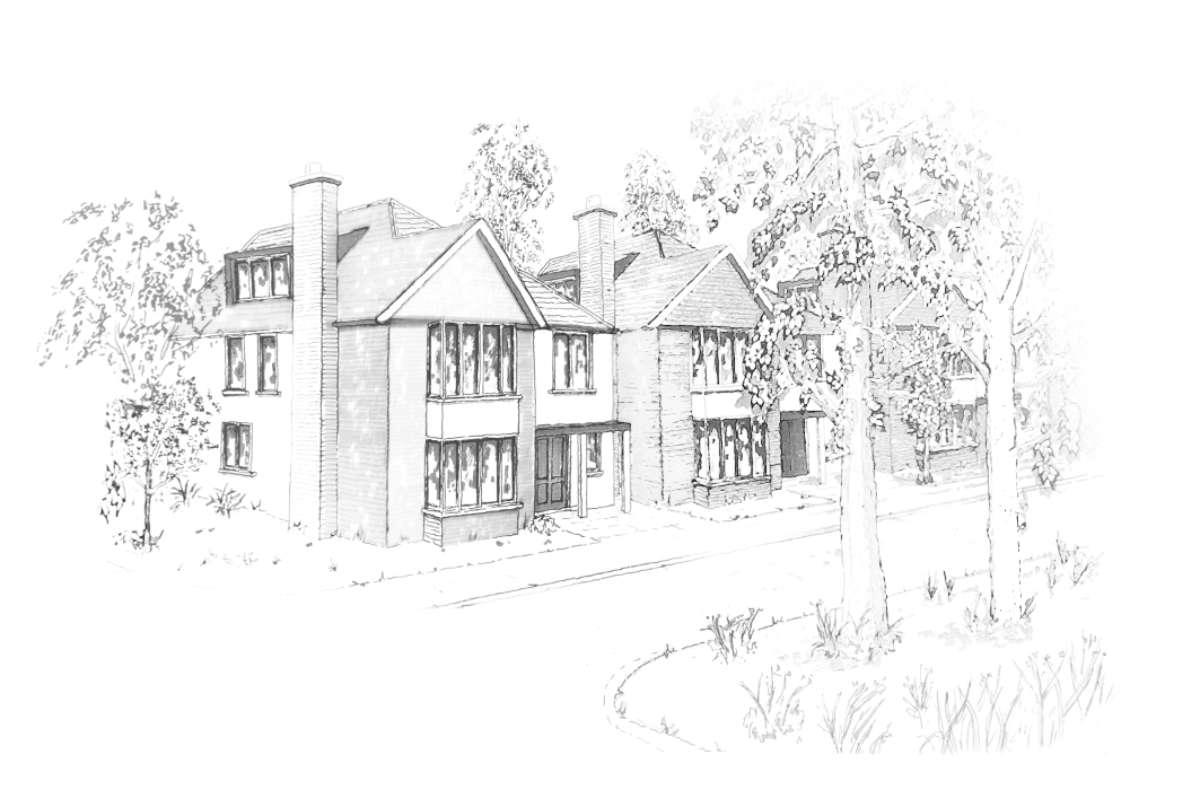 Brightonwood Sketch 1