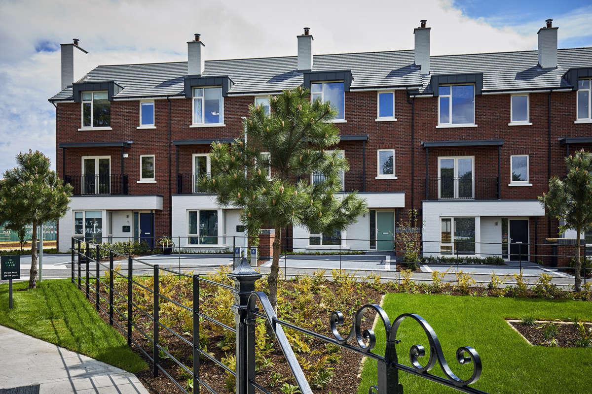 Grace Park Wood Homes